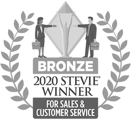 Gold Stevie American Business Award for Most Innovative Company of the Year.
