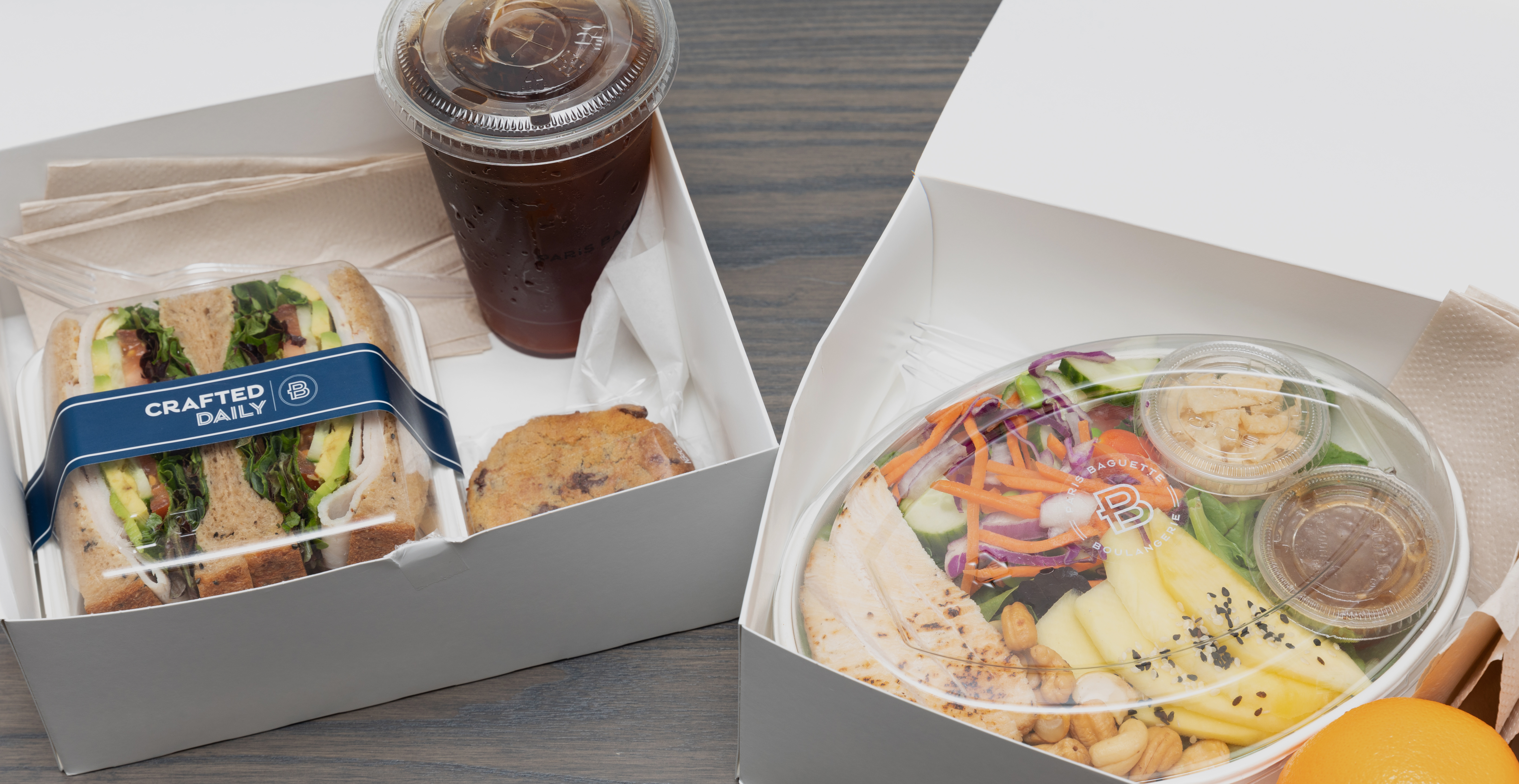 Boxed Lunch Catering Delivery Near You Order Online Ezcater